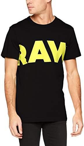 G Star Men's Vilsi R T S/s T-Shirt