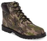 Topshop Kapital Hiker Boots