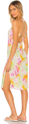 Sun Becomes Her Willow Midi Dress