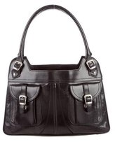 Barbara Bui Black Leather Shoulder Bag