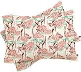 Deny Designs French Linen Hydrangea Pillowcases (Set of 2)