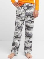 Gap Camo PJ pants