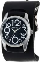 Nemesis Women's THN109K Showgirl Sleek Design Watch