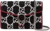 Gucci Dionysus Tweed Shoulder Bag