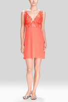 Natori Zen Floral With Lace Chemise