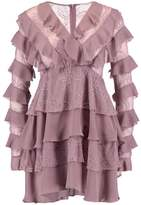 Glamorous Summer dress dusty lilac
