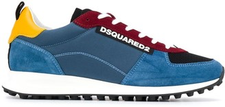 DSQUARED2 New Runner Hiking sneakers
