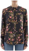 Isabel Marant Black Silk Sweatshirt