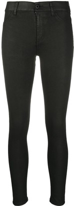 Dondup High-Rise Skinny Jeans