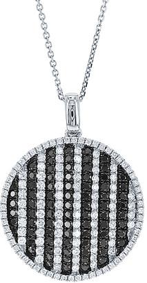 Diana M Fine Jewelry 18K 2.31 Ct. Tw. Diamond Necklace