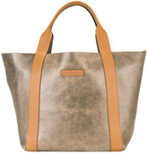 Brunello Cucinelli double handles tote - women - Leather - One Size