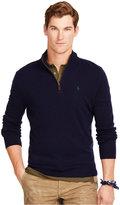 Polo Ralph Lauren Merino Half-Zip Sweater