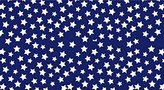 Camilla And Marc SheetWorld Fitted Crib / Toddler Sheet - Primary Stars White On Navy Woven - Made In USA - 28 inches x 52 inches (71.1 cm x 132.1 cm)