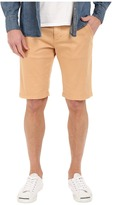 Mavi Jeans Jacob Twill Shorts in Burnt Orange Twill