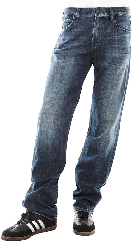 Citizens of Humanity Sid Straight Leg Jean in Rowan
