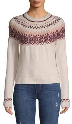 Only Eyla Fair Isle Sweater