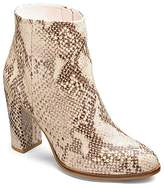 Sole Diva Heeled Ankle Boots Standard D Fit
