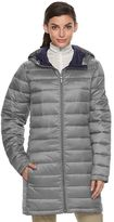 Columbia Women's Frosted Ice Hooded Puffer Jacket