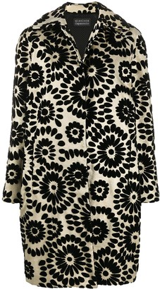 Gianluca Capannolo Floral Patterned Coat