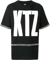 Kokon To Zai logo oversized T-shirt