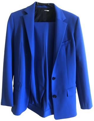 Kwaidan Editions Blue Wool Jacket for Women