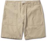 Saturdays Nyc - Evan Slub Cotton Shorts