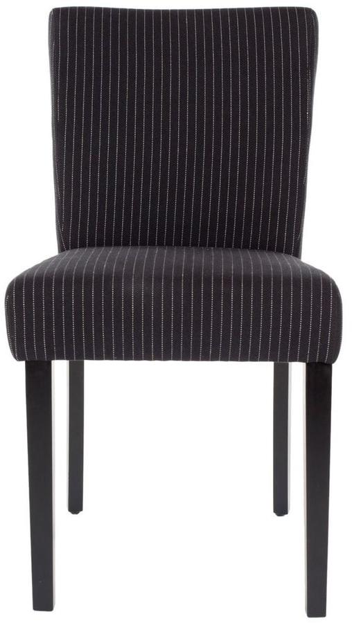 Safavieh Camille Kd Dining Chair in Black