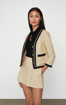 BCBGMAXAZRIA Summer Tweed Blazer