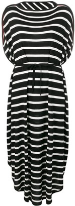 MM6 MAISON MARGIELA Striped Oversized Dress
