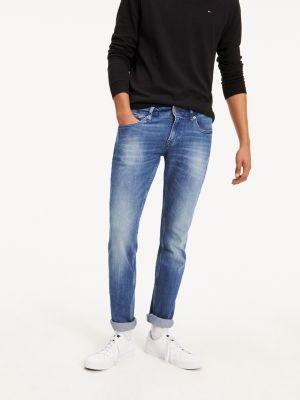 Tommy Hilfiger Slim Fit Denim Jeans