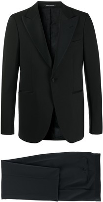 Emporio Armani Single-Breasted Dinner Suit