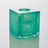 The Well Appointed House Global Views Block T-Lite Candle Holder in Wintergreen