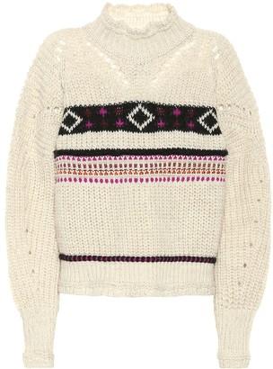 Isabel Marant Caleen wool-blend sweater