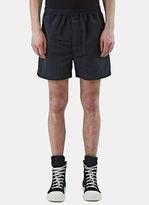 Rick Owens Men's Boxer Shorts In Black