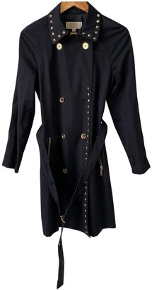 Michael Kors Navy Coat for Women