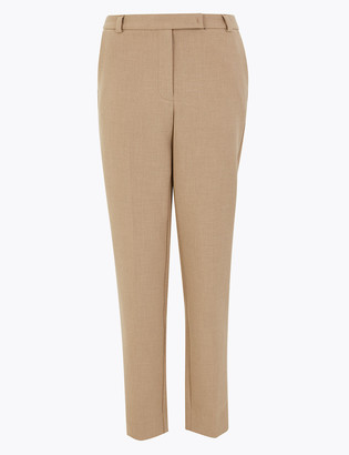 Marks and Spencer Mia Slim Marl Ankle Grazer Trouser