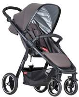 Phil & Teds Smart Travel System Bundle in Graphite