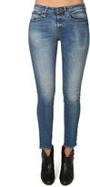 R 13 Alison Crop Skinny Jean