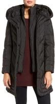 Gallery Women's Pillow Collar Walker Coat
