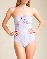 Pucker Poppy Bandeau Swimsuit