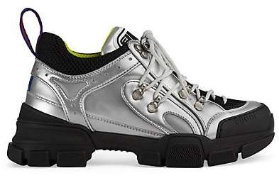 4677b5f77 Gucci Silver Women's Shoes - ShopStyle