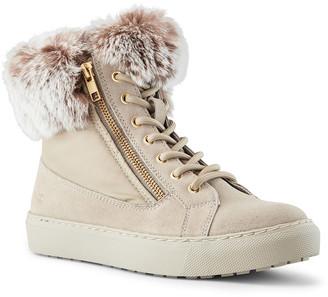 Cougar Danica Rabbit Fur Winter Booties