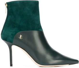 Jimmy Choo Beyla 85mm ankle boots