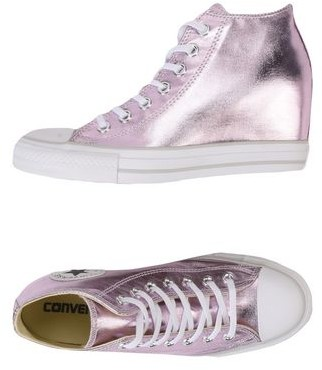 Converse CT AS MID LUX CANVAS METALLIC High-tops & sneakers