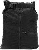 Y-3 slim backpack