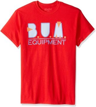 Equipment Bum Men's Geometric T-Shirt