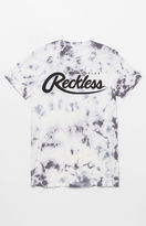 Young & Reckless Big R Script Washed T-Shirt
