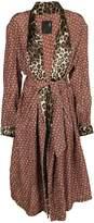 R 13 Floral Coat