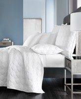 Hotel Collection Basic Cane Quilted Twin Coverlet