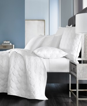 Hotel Collection Basic Cane Quilted King Coverlet, Created for Macy's Bedding